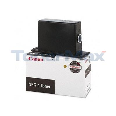 CANON NPG-4 COPIER TONER BLACK